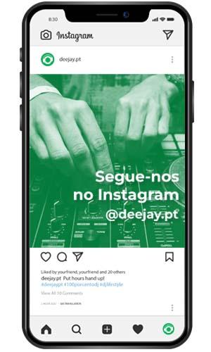 Instagram 100% DJ