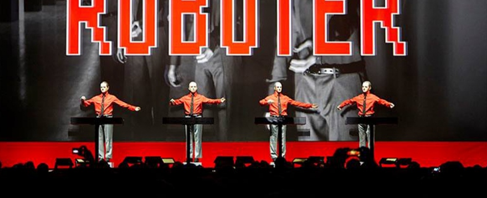 Kraftwerk confirmados no EDP Cool Jazz