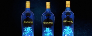 'Heisenberg Blue Ice' é o nome da vodka inspirada em 'Breaking Bad'