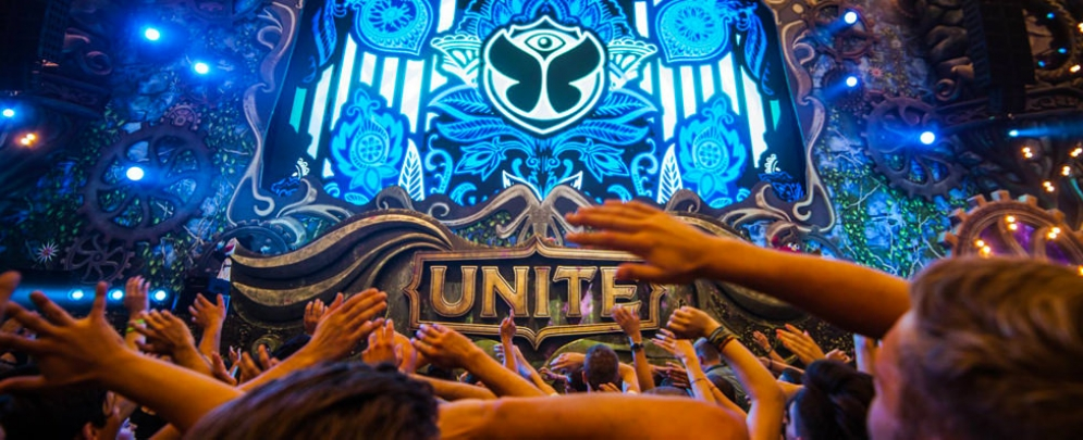 Alok encerra cartaz do Unite With Tomorrowland