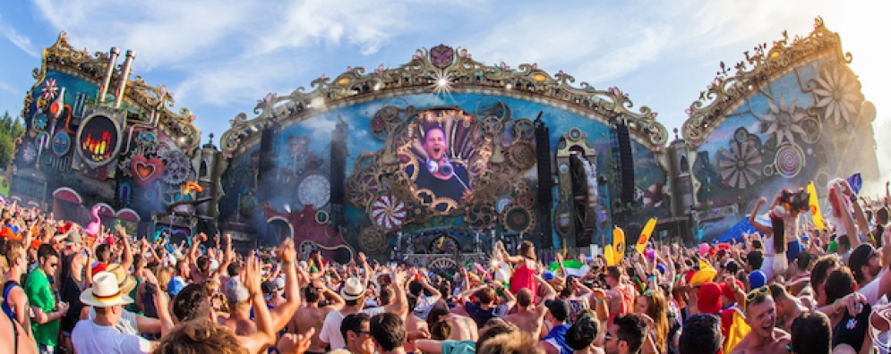 Mau tempo obriga ao cancelamento do Tomorrowworld