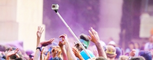 Selfie sticks proibidos no Super Bock Super Rock e NOS Alive