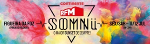 W&W e Joey Dale fecham cartaz do RFM Somnii, o maior sunset de sempre