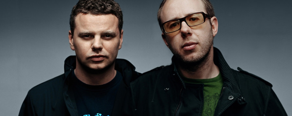 The Chemical Brothers apresentam novo tema
