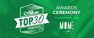 Lisboa recebe evento oficial do TOP 30 - 100% DJ