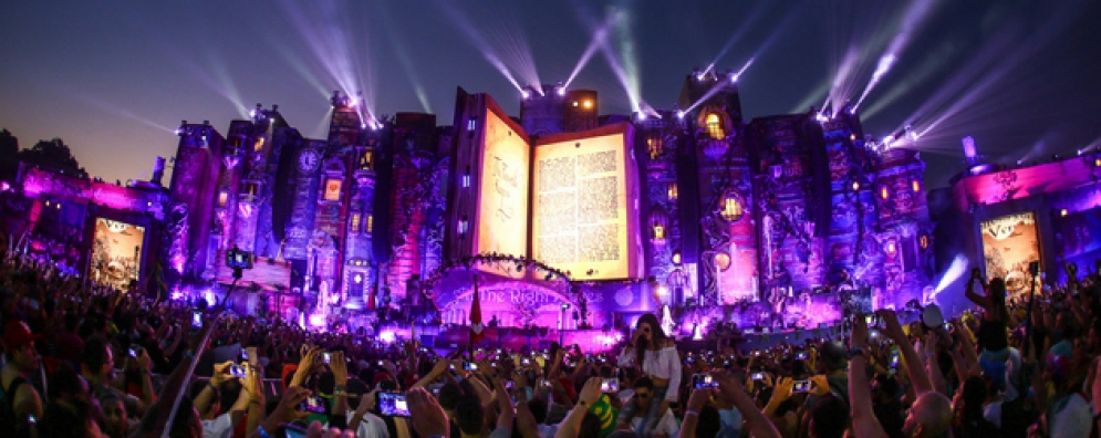 Tomorrowworld anuncia cartaz completo