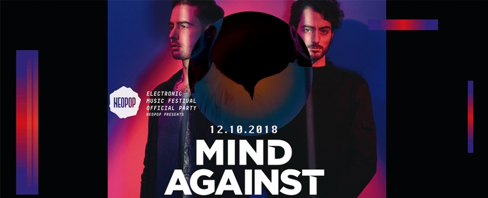 Festa do NEOPOP regressa ao Porto com Mind Against