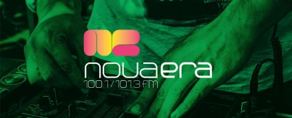 Nova Era é a rádio oficial do TOP 30 - 100% DJ