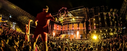 Line-up do festival Ultra Europe tem artistas portugueses